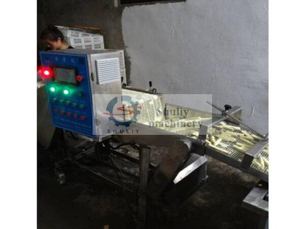 batter coating machine
