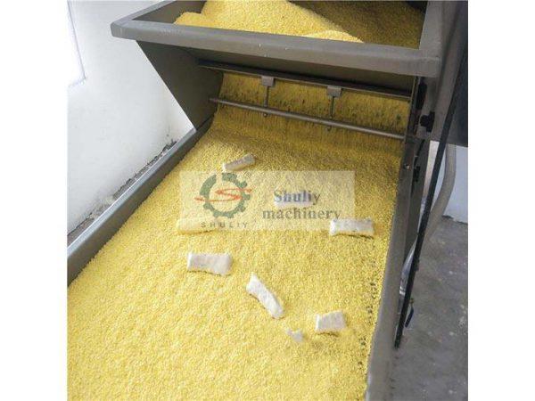 bread coating machine