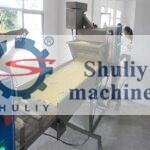 breading machine application