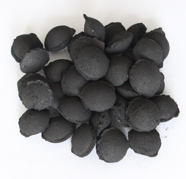 charcoal or coal ball