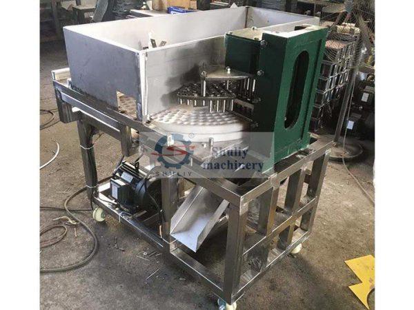 cherry nut removing machine
