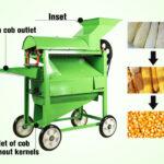 corn thresher