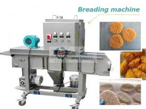 crumb breading machine