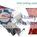 dried chili cutting machine