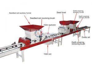rice seeding machine