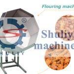 seasoning machine