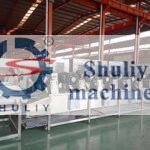 vegetable processing machine