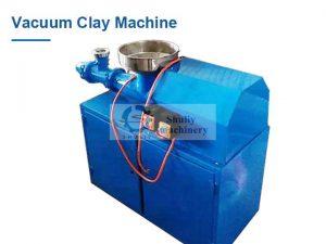 Vacuum Clay Machine