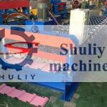 color steel tile making machine