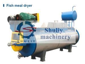 fish meal dryer