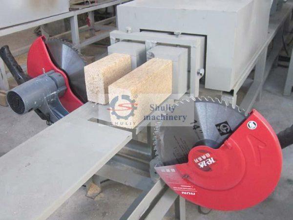pallet blocks cutter