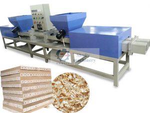 wood pallet block machine for sale