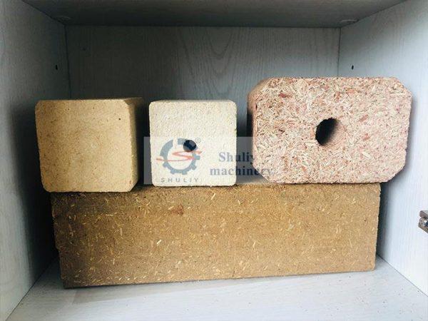 wood pallet blocks